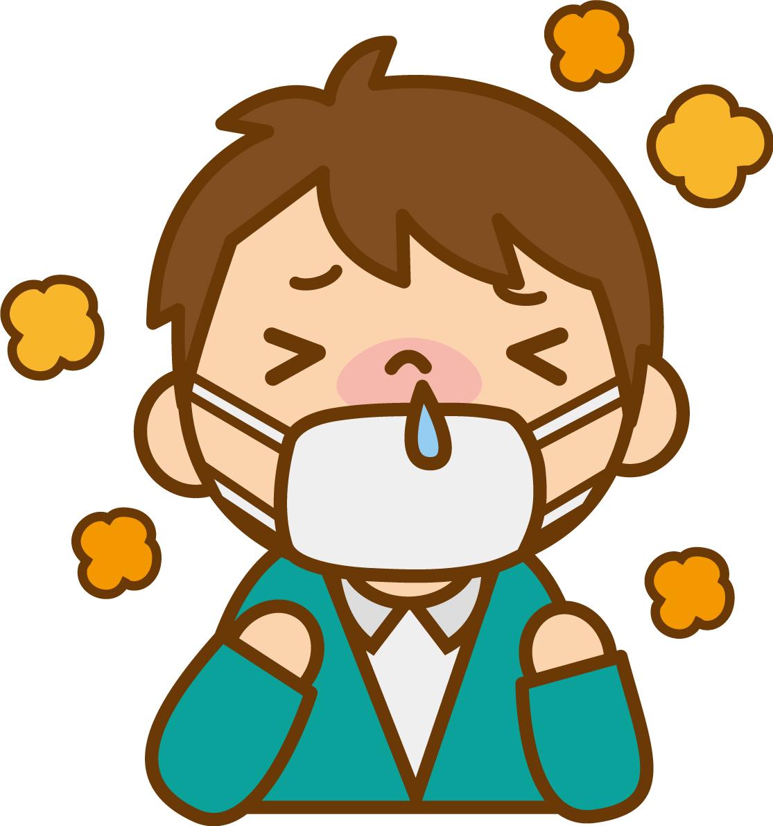 花粉症対策についてまとめてみた!