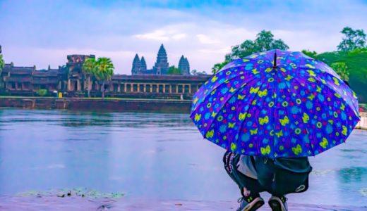 数ある折り畳み傘の中で評価の高い折り畳み傘6選~メンズ編~